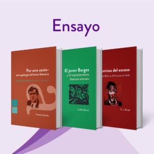 Colección Ensayos