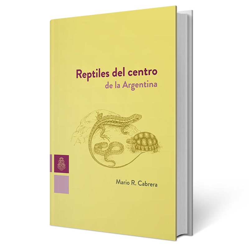 Reptiles del centro de la Argentina