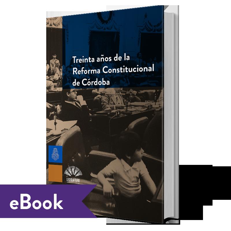 Treinta años de la Reforma Constitucional (ebook)