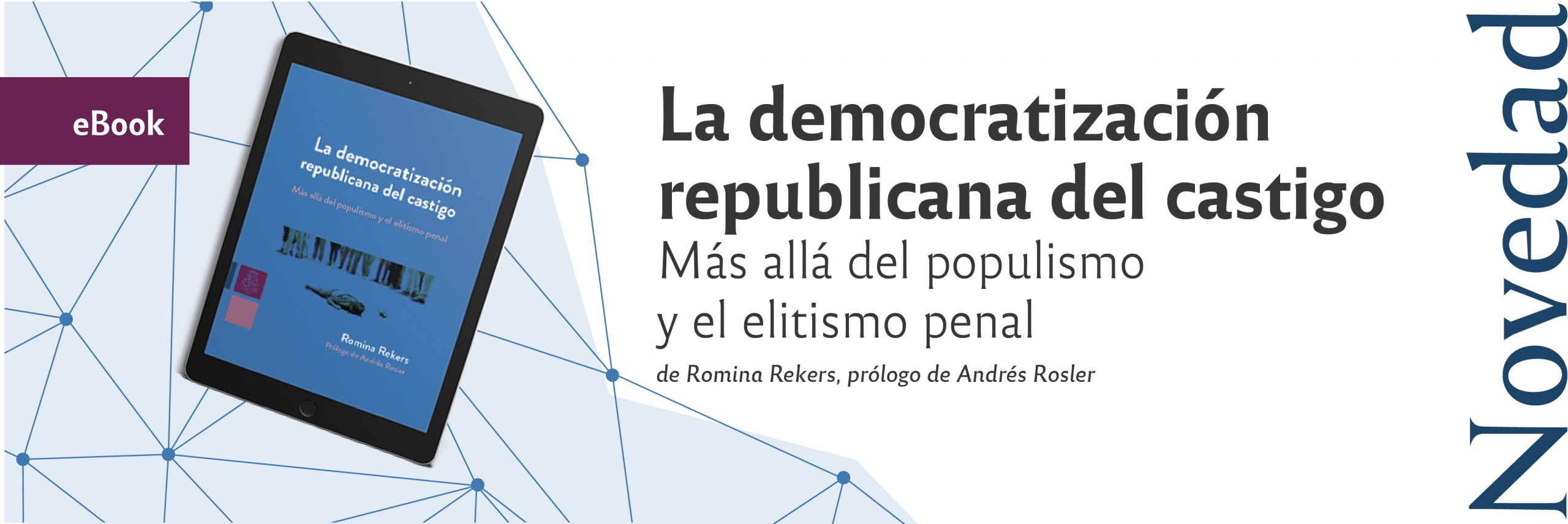 La democratización republicana del castigo (ebook)