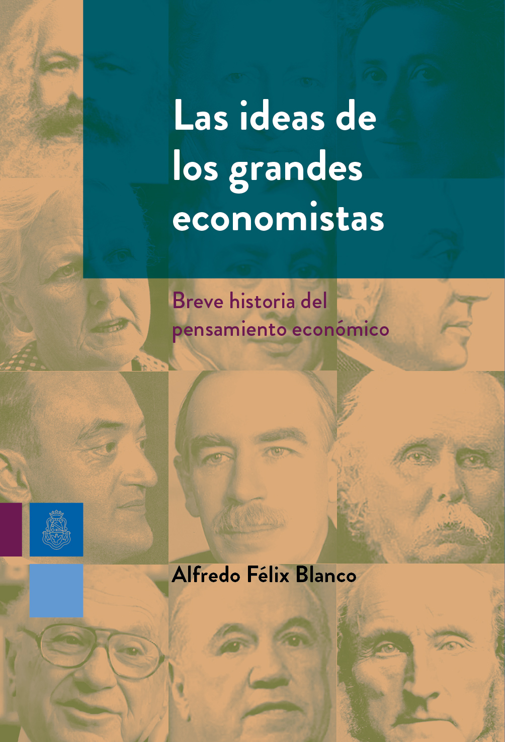 La portada del libro de Alfredo Félix Blanco